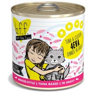 Weruva - BFF TUNA and CHICKEN 4EVA Cat Food - 285G