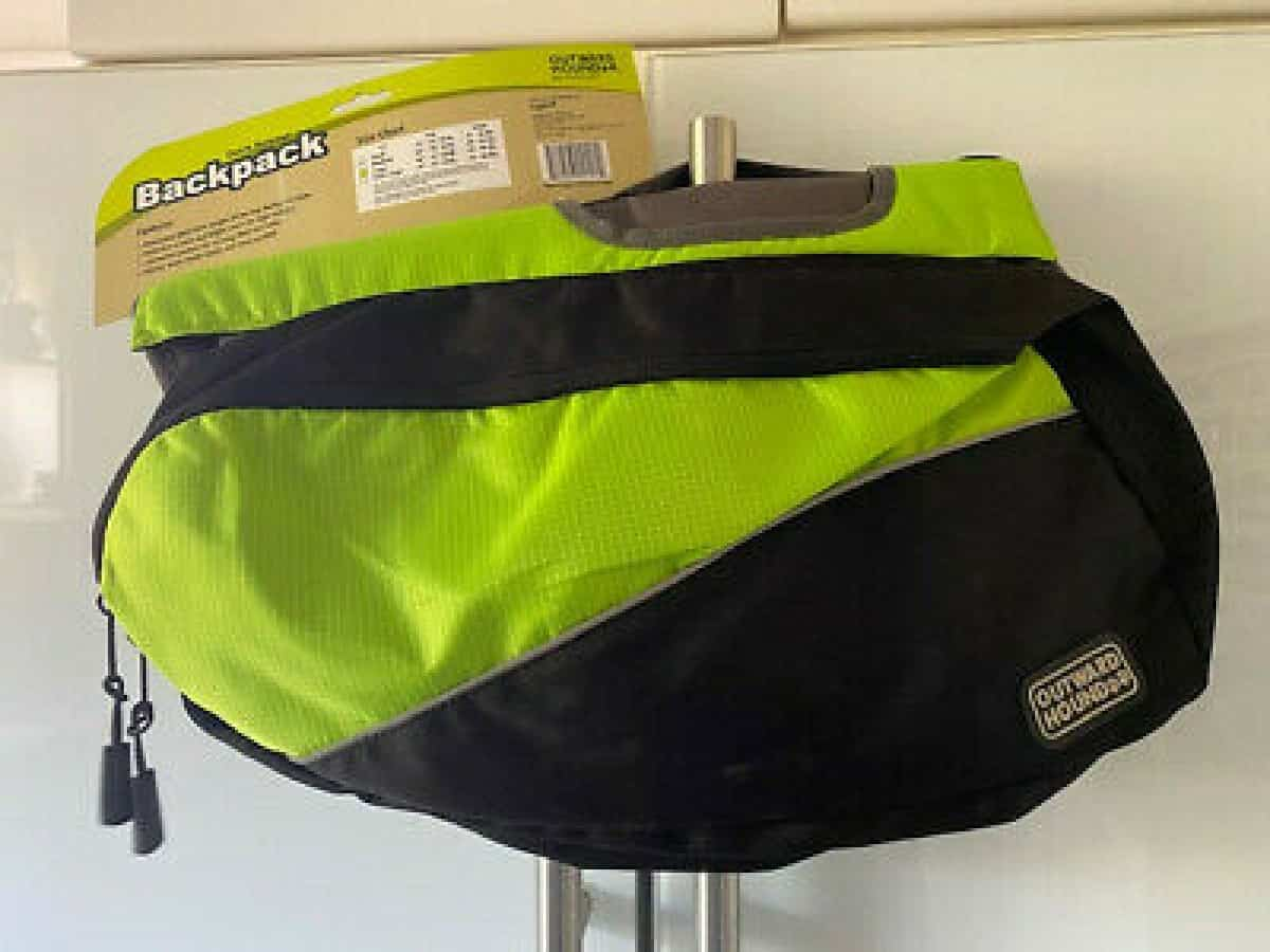 *DISC* Outward Hound - Quick Release Backpack - Small